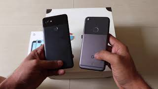Google Pixel 2 XL [India] Unboxing, Case, Camera and Features