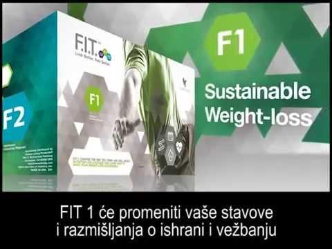 F. I. T . -  program napredne ishrane za kontrolu telesne težine
