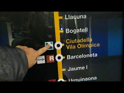 Transporte Público en Barcelona: Tranvía, Metro, Bici, Taxi, Bus y Rome2Rio