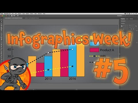 Mix Graph Types in Illustrator