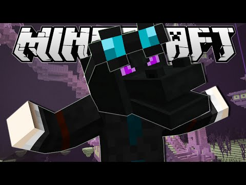 Minecraft 1.9 | I'M AN ENDER DRAGON?!