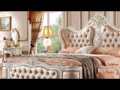 Luxury Wooden Bed Frames Designs UK