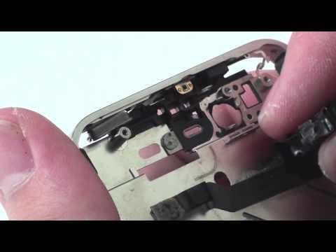 iPhone 4S Headphone Jack Removal