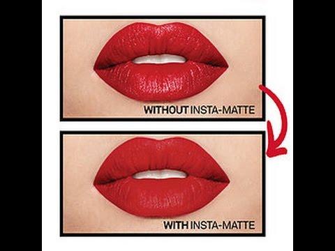 Insta-Matte Review/ Demo