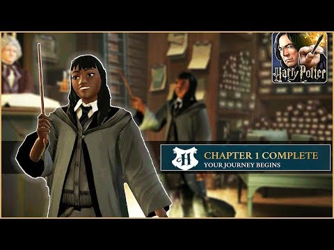 Harry Potter: Hogwarts Mystery - Chapter 1 - Your Journey Begins | Commentary
