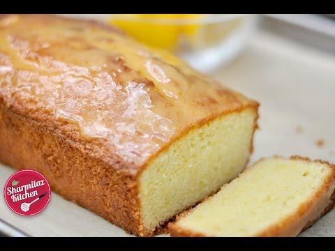 Eggless Lemon Tea Cake By Sharmilazkitchen | Super Moist (Eggless Baking)