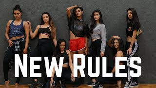 ✅Shakti Mohan I New Rules - Dua Lipa I RRB Dance Company