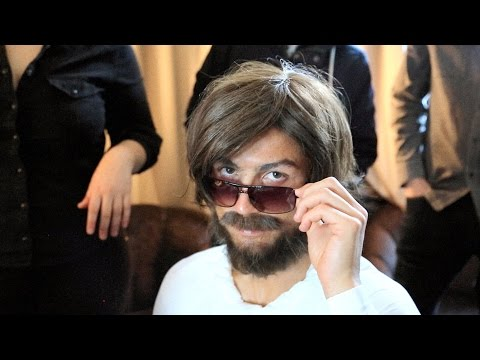 CRISTIANO RONALDO IN DISGUISE - ROC