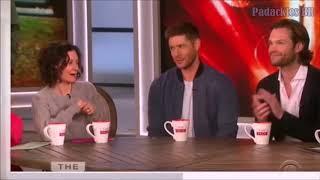 Jared e Jensen no The Talk (LEGENDADO)
