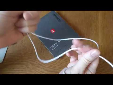 Unboxing & How to charge your Apple products with these Haribol Lightning Cables