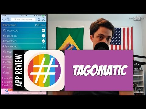 Tagomatic - Bulk Add Popular Hashtags to Your Instagram Posts