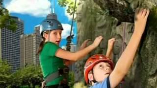 Disney Channel - Rock Climbers ID (2011)