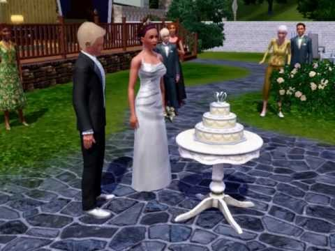 The Perfect Sims 3 Wedding