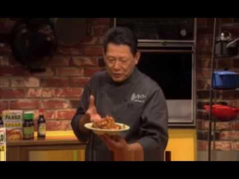 Chinese Style Panko Garlic Shrimp