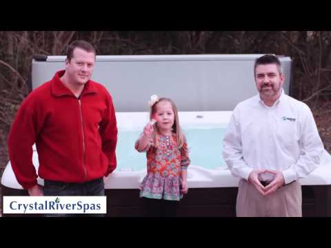 Crystal River Spas Maintenance is a Breeze