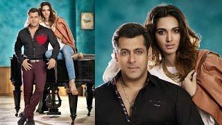 Salman Khan & Kiara Advani HOT Latest Photoshoot