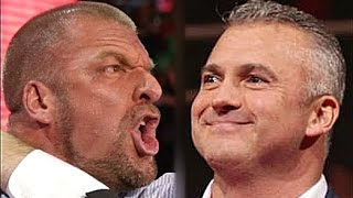 5 Reasons Why Triple H HATES Shane McMahon in Real Life