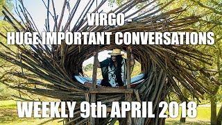 Virgo Horoscope April 2018- Astrologer Joseph P  Anthony