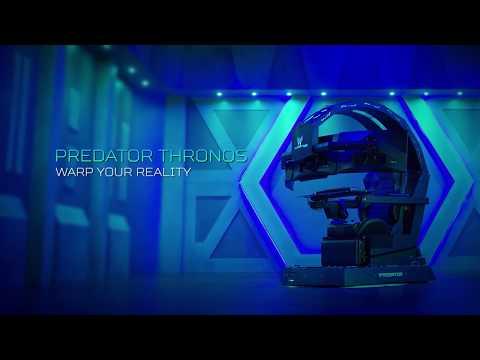 Predator Thronos – Warp Your Reality