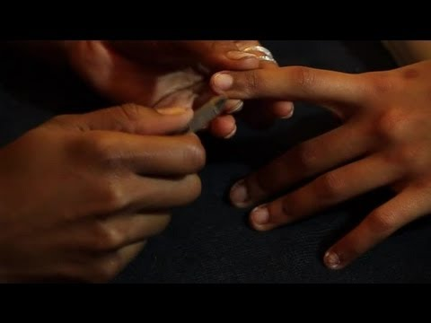 How to Remove Dead, Peeling Skin From Fingers : Nail Care & Nail Art