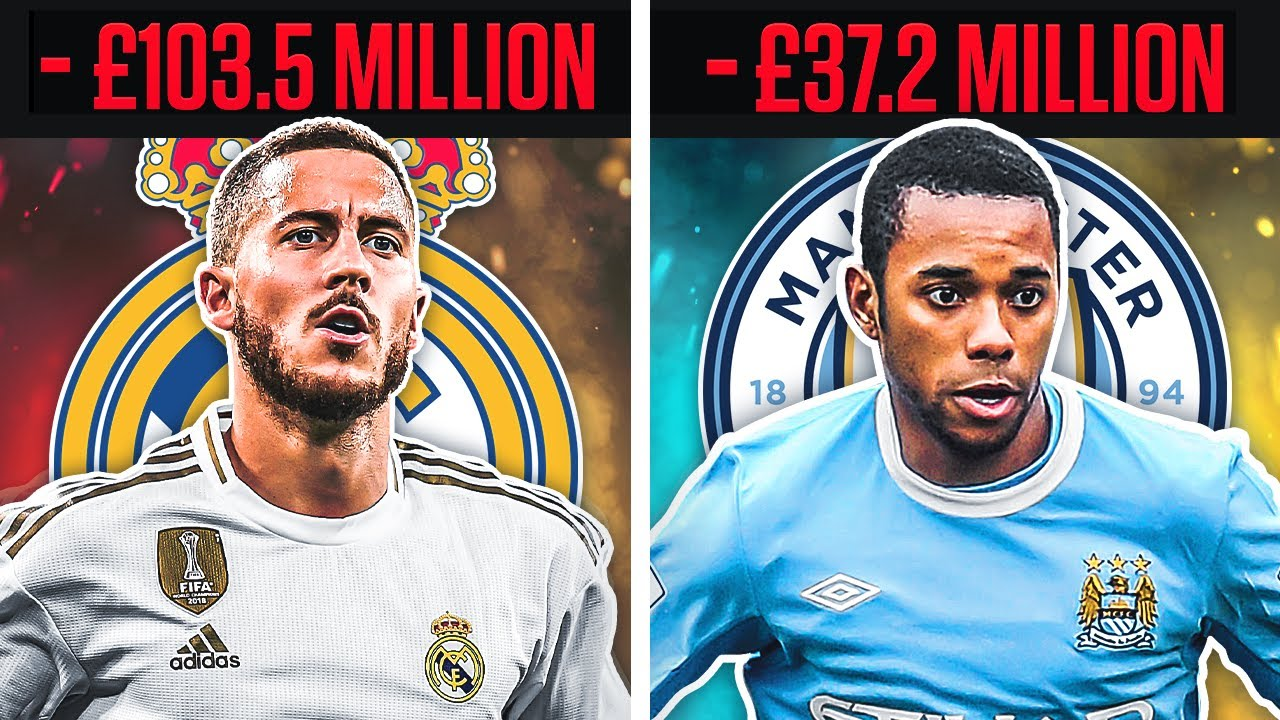 The WORST Transfers In Football History