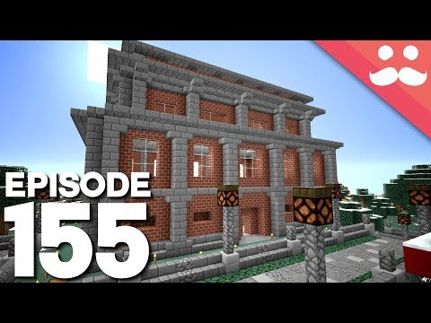 Hermitcraft 5: Episode 155 - The REDSTONE FACTORY!