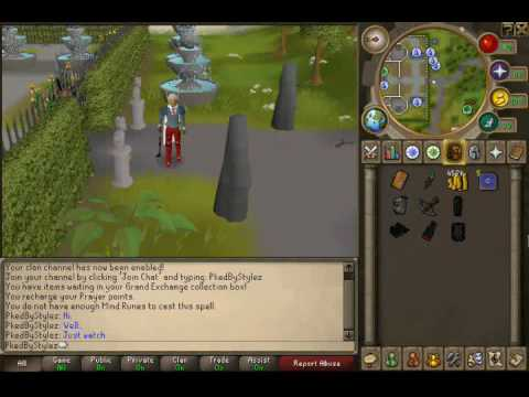 RuneScape - How to get to Shilo Village The Quickest Way / Also Slayer Master Duradel