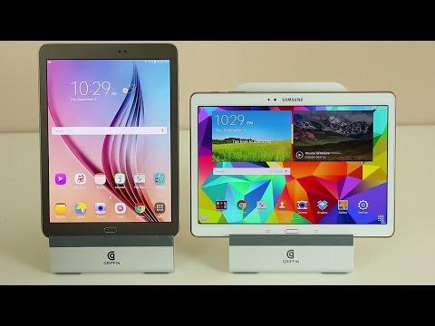 Samsung Galaxy Tab S2 9.7 vs Samsung Galaxy Tab S 10.5 Full Comparison