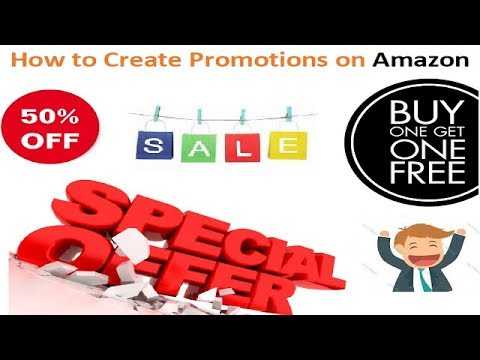 How to create promotion on amazon to increase sales