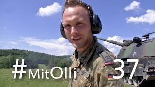 Mit Olli Bei Der Artillerie - Bundeswehr