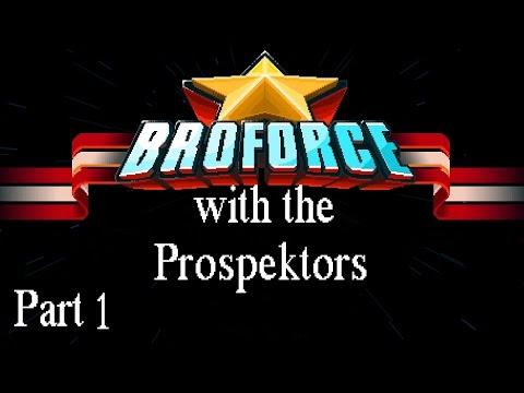 Broforce - Part 1 - Goin' to Nam!