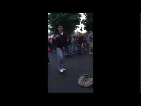 The Chris Hansen Dance