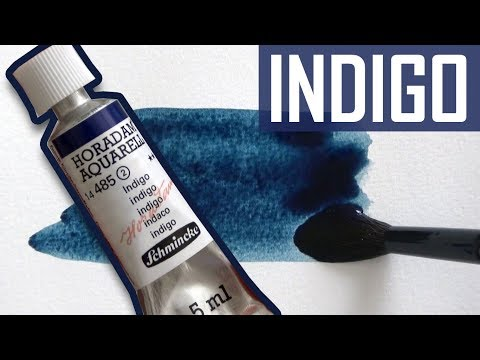 INDIGO - SCHMINCKE HORADAM | The Paint Show 10