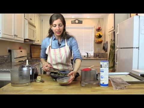 Lentil Meatballs - Vegan & Gluten Free!