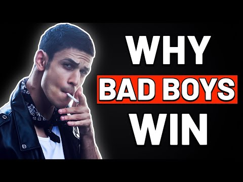 WHY Girls LIKE BAD BOYS ... EXPLAINED! | How to be a Bad Boy & Why Nice Guys Finish Last