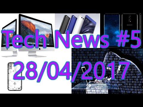 [हिंदी]Tech News #5- Moto E4, MI6 Cancelled, Note 7 Relaunch, Tizen 4, Data Breach......