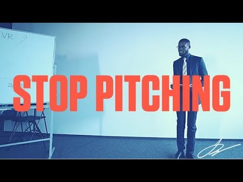 CHANGE YOUR PITCH TO A WORKSHOP | SwenkToday #74