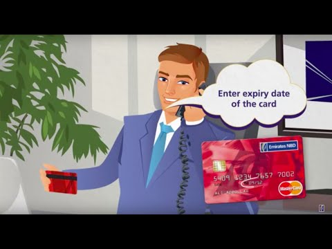 How to reset your Emirates NBD Credit Card PIN إعادة تعيين رقم PIN للبطاقات الائتمانية