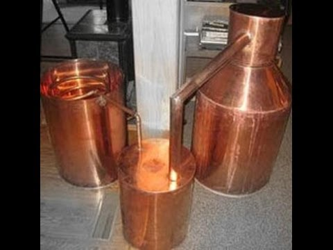 Moonshine Still Reflux Columns & Thumper Kegs 101