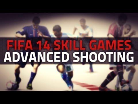 FIFA 14 Skill Games - Advanced Shooting - Tips & Tricks
