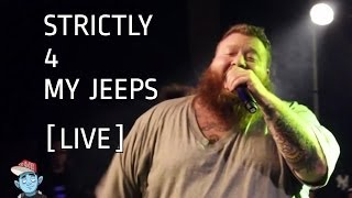 Action Bronson - Strictly 4 My Jeeps (Live In London June 11th 2013 With Danny Brown)