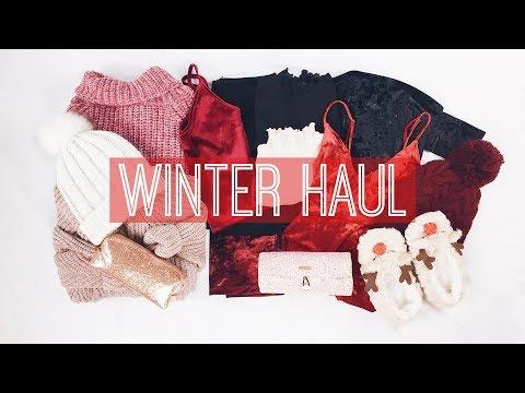 Winter Haul + Gift Ideas!