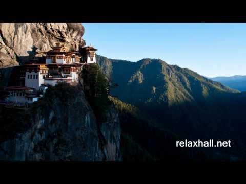 Buddhist Music to Relax - Tibetan Music for Qigong, Mindulness, Spiritual Awakening