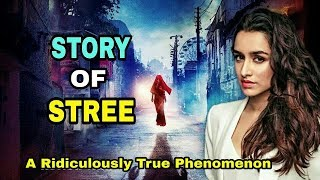 Stree || Story Breakdown | Stree Ki Asli Kahaani | Rajkummar Rao | Shraddha Kapoor | Review Nation