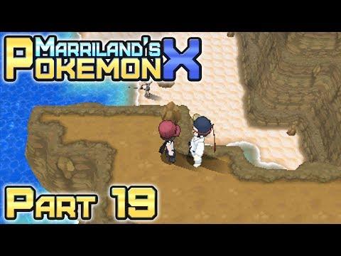 Pokémon X, Part 19: Upper Route 8!