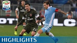Lazio - Milan - 1-1 - Highlights - Giornata 24 - Serie A TIM 2016/17