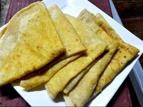 Dhalpuri Roti | Taste of Trini