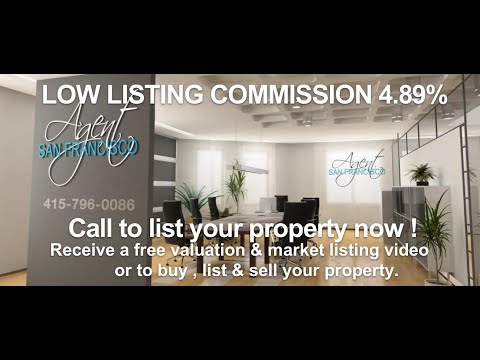 REAL ESTATE AGENT SAN FRANCISCO SF RESIDENTIAL AND COMMERCIAL REAL ESTATE | 415-796-0086