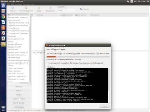 Install LXDE in Ubuntu 1404