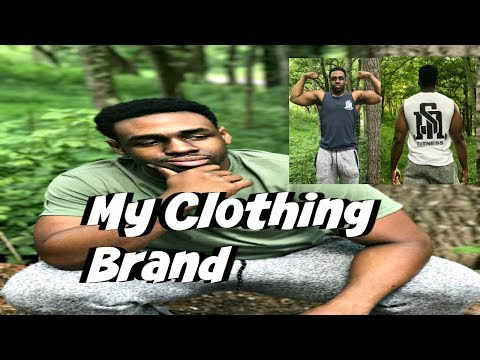 STARTED MY OWN CLOTHING BRAND